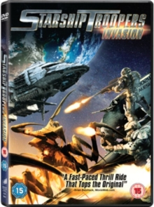 Starship Troopers: Invasion, DVD  DVD