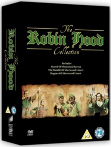 The Robin Hood Collection, DVD