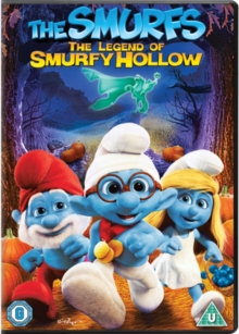 The Smurfs: The Legend of Smurfy Hollow, DVD