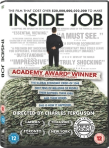 Inside Job, DVD