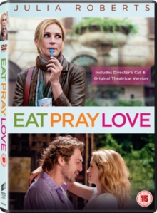 Eat Pray Love, DVD