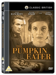 The Pumpkin Eater, DVD