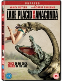 Lake Placid Vs Anaconda, DVD