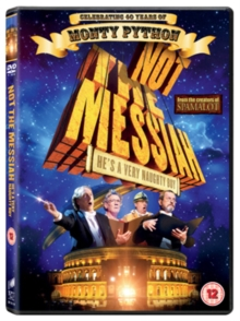 Not the Messiah (He's a Very Naughty Boy), DVD  DVD