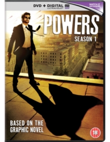 Powers: Season 1, DVD