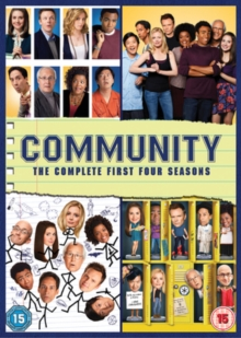 Community: The Complete First Four Seasons, DVD