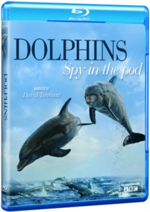 Dolphins: Spy in the Pod, Blu-ray