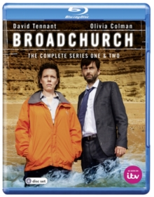 Broadchurch: Series 1 and 2, Blu-ray