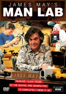 James May's Man Lab: Series 1, DVD  DVD