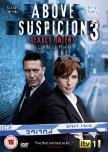 Above Suspicion 3 - Deadly Intent, DVD  DVD