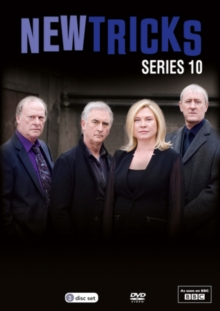 New Tricks: Series 10, DVD