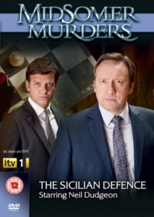 Midsomer Murders: Series 15 - The Sicilian Defence, DVD