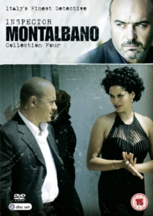 Inspector Montalbano: Collection Four, DVD  DVD