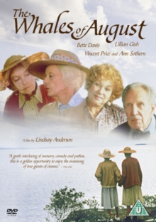 The Whales of August, DVD DVD