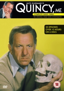 Quincy M.E: Series 3, DVD