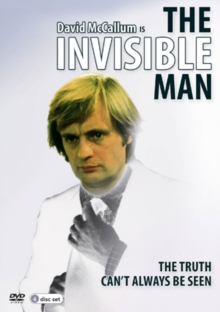 The Invisible Man: The Complete Series, DVD DVD