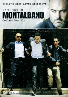Inspector Montalbano: Collection Six, DVD  DVD