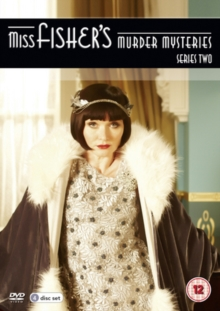 Miss Fisher's Murder Mysteries: Series 2, DVD  DVD