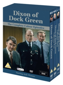 Dixon of Dock Green: Collection 1-3, DVD