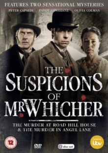 The Suspicions of Mr. Whicher: Episodes 1 and 2, DVD DVD