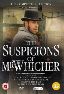 The Suspicions of Mr. Whicher: Complete Collection, DVD