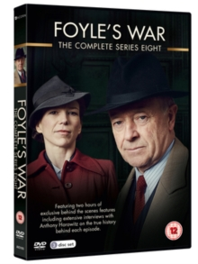 Foyle's War: The Complete Series 8, DVD