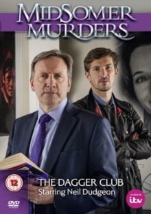 Midsomer Murders: Series 17 - The Dagger Club, DVD