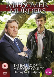Midsomer Murders: Series 17 - The Ballad of Midsomer County, DVD  DVD