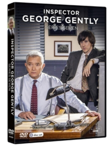 Inspector George Gently: Series Seven, DVD  DVD