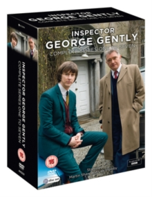 Inspector George Gently: Series 1-7, DVD  DVD