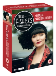 Miss Fisher's Murder Mysteries: Complete Series 1-3, DVD