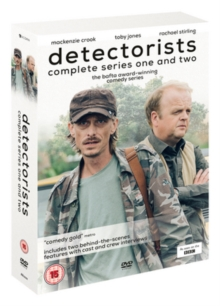 Detectorists: Complete Series One and Two, DVD