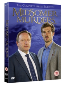 Midsomer Murders: The Complete Series Eighteen, DVD