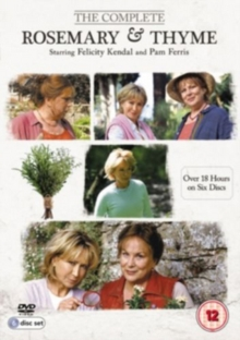 Rosemary and Thyme: The Complete Series 1-3, DVD
