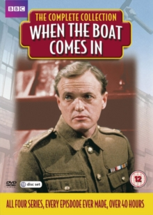 When the Boat Comes In: The Complete Collection, DVD