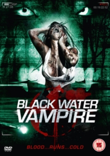 The Black Water Vampire, DVD DVD