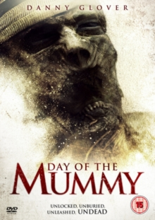 Day of the Mummy, DVD