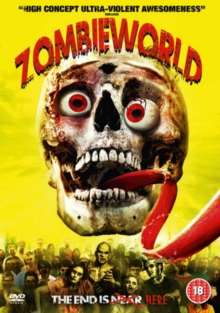 Zombieworld, DVD  DVD