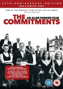 The Commitments, DVD
