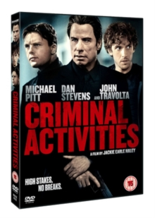 Criminal Activities, DVD DVD