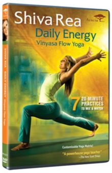 Shiva Rea: Daily Energy, DVD