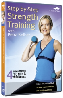Step By Step Strength Training, DVD