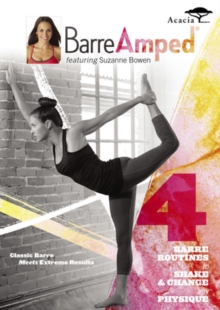 BarreAmped, DVD
