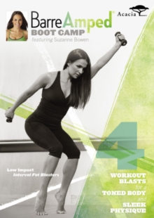 BarreAmped Boot Camp, DVD