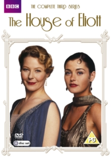 The House of Eliott: Series 3, DVD
