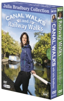 Julia Bradbury Collection: Canal Walks/Railway Walks, DVD