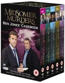 Midsomer Murders: Ben Jones' Casebook, DVD