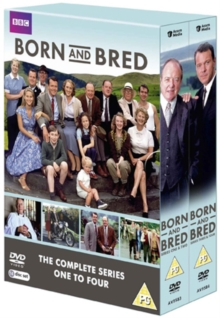 Born and Bred: Complete Series 1-4, DVD  DVD
