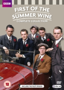 First of the Summer Wine: The Complete Series, DVD