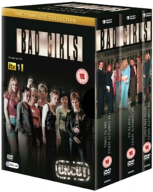 Bad Girls: Series 1-8, DVD